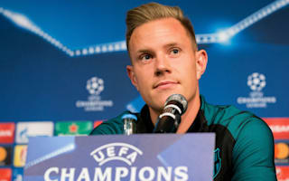 Ter Stegen happy with solution to Bravo battle