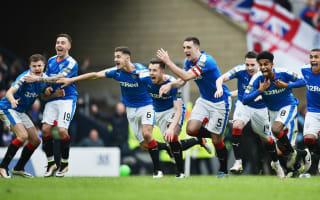 Rangers 2 Celtic 2 (aet, 5-4 pens): Rogic miss settles Old Firm classic