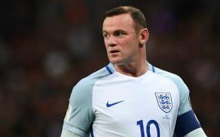 Rooney still England's key man - Oblak