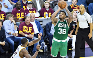 Celtics stun Cavs with comeback win