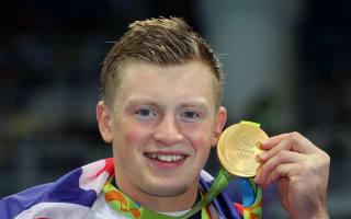 Broken washing machine sends Adam Peaty's parents to Rio