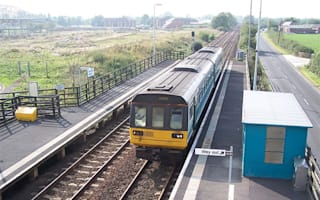 Britain's least used train station has just eight passengers a year