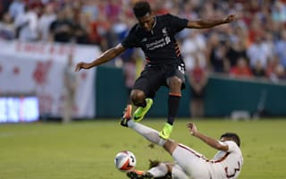 Liverpool fall to sharp Roma