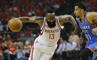 Harden and Rockets advance past Westbrook's Thunder, Spurs poised