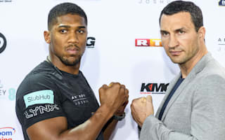 Joshua could see best and last of Klitschko - Froch