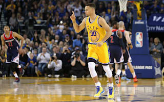 Warriors win again, Rockets rally past Cavs