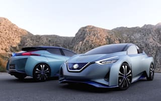 Nissan reveal incredible autonomous car concept