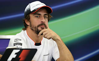 Alonso denies F1 exit talk