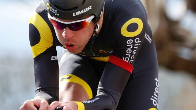 Ruben Fernandez leads Vuelta while Alexandre Geniez takes stage