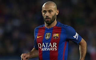 Mascherano returns to Barcelona squad as Arda misses out