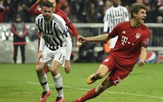 Bayern Munich 4 Juventus 2 (agg 6-4): Guardiola's men progress after incredible comeback