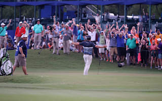 Kisner drains eagle on 72nd hole to force Monday playoff