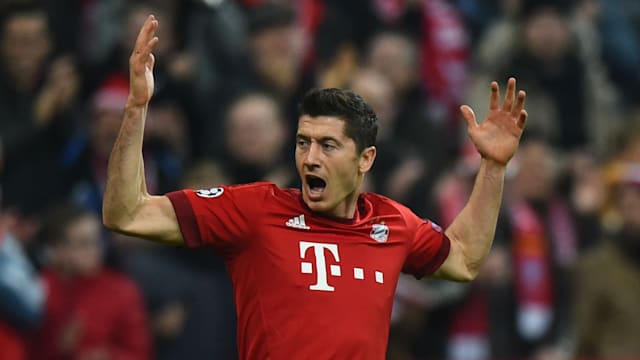 Lewandowski Wishes Bayern Teammates Did More To Help Him Win Scoring Title