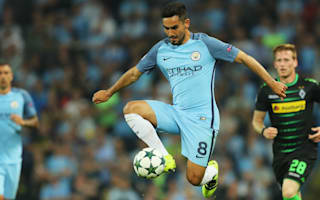 Gundogan predicts 'very lively' Manchester derby