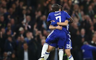 Chelsea 1 Manchester United 0: Kante gives Mourinho more Stamford Bridge blues