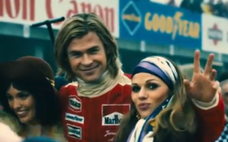 New Rush featurette goes behind the scenes of Lauda and Hunt rivalry
