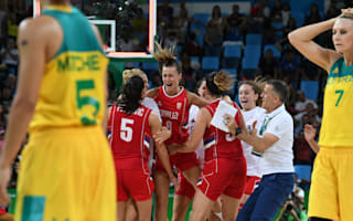 Rio 2016: Australia women stunned by Serbia, Spain and USA advance