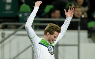 Wolfsburg 1 Gent 0 (4-2 agg): Schurrle strike seals quarter-final spot