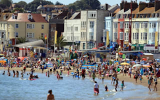 Hotter than Greece! UK temperatures to hit 26C this week
