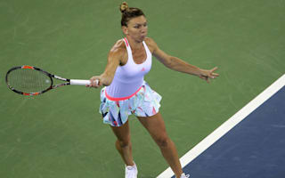 Halep secures Finals spot in Wuhan