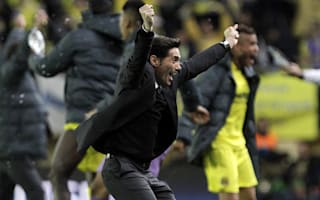 Villarreal were not lucky to beat Liverpool - Marcelino
