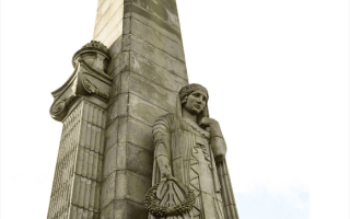 Armistice Day: Fifty war memorials across England given protected status