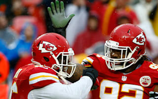 WATCH: Chiefs DT Poe throws touchdown pass