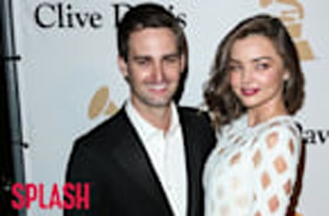 Miranda Kerr Married Evan Spiegel in Lavish Ceremony