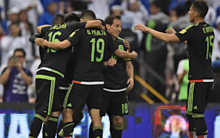 Honduras v Mexico: Osorio eyes another win
