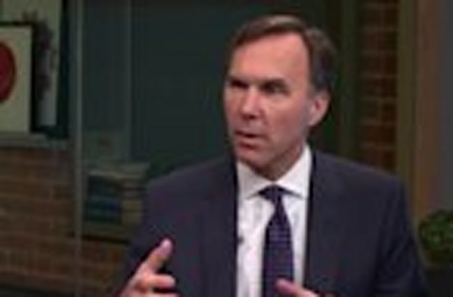BIll Morneau - question2