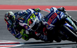 Rossi, Lorenzo at odds over 'aggressive' overtake