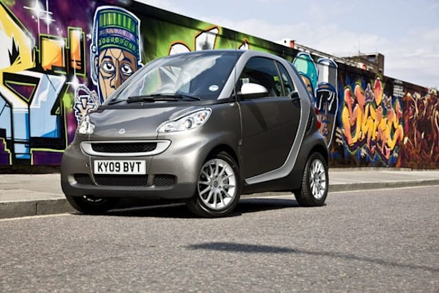 5. Smart ForTwo cdi