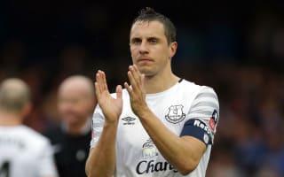 Martinez rubbishes Jagielka exit talk