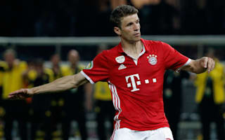 'Our fans would never forgive us' - Bayern won't sell Muller to Manchester United