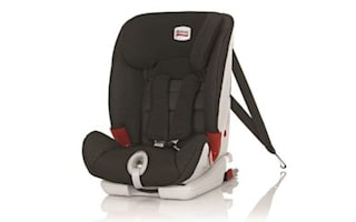 Britax Xtensafix child car seat withdrawn from sale after independent crash tests