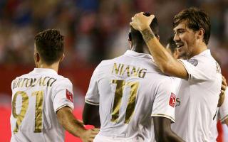 Bayern Munich 3 AC Milan 3 (3-5 on penalties): Bonaventura seals win