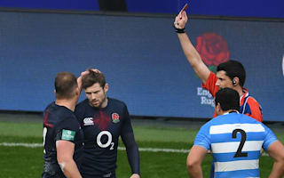 England back Daly handed three-week ban for aerial tackle