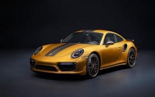 Porsche unveils new limited run 911 Turbo S Exclusive Series