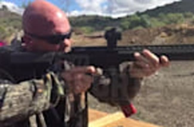 Stone Cold Steve Austin -- 3:16 Goes 9MM at Tactical Gun Range