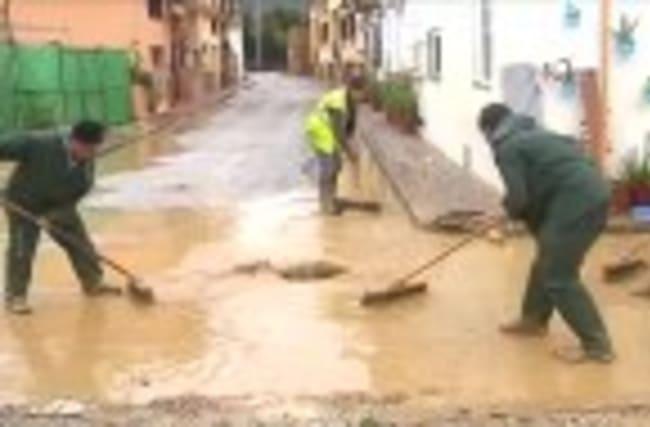 Two dead in southern Spain floods