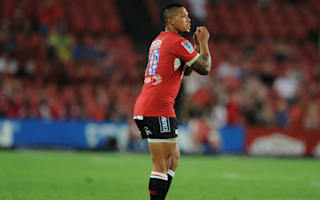 Jantjies relief for Lions