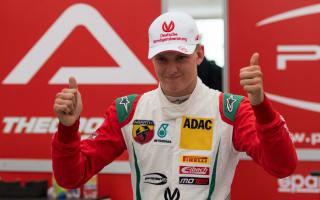 Ecclestone keen to see Schumacher Jr in F1