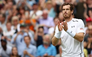 Murray happy with ruthless Wimbledon start