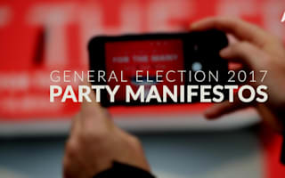 General Election 2017: The party manifestos