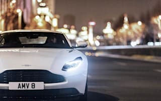 Aston Martin DB11 gains V8 power
