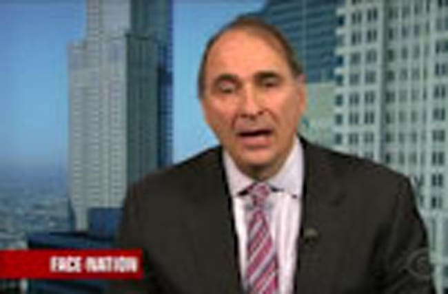 "Axelrod: Clinton in ""strong position"" to win in November"