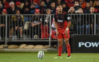 Super Rugby Notebook, May 28: Comeback sends Crusaders top, Brumbies thrash Sunwolves