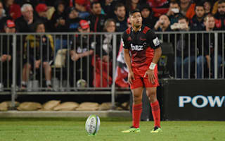 Super Rugby Notebook, May 28: Comeback sends Crusaders top, Brumbies thrash Sunwolves