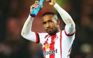 Tottenham v Sunderland: Son wary of former Spurs favourite Defoe