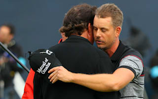 Stenson does not envisage another Mickelson thriller